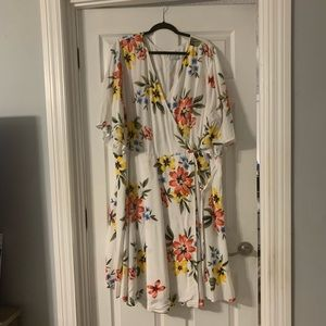 Old Navy- Faux Wrap Dress NWT
